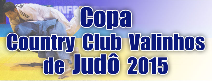 Copa Country Club Valinhos de Judô 2015 – Slider