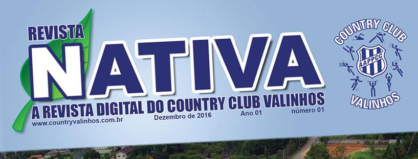 Revista Nativa – Edição Lançamento – Slider